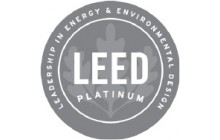 LEED Platinum (Leadership in Energy & Environmental Design)